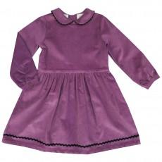 Goldilocks Dress Purple