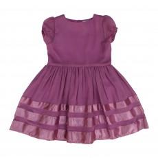 Violet Dress Purple