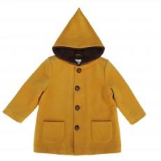 Winston Coat Mustard