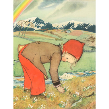 Print, Rainbow