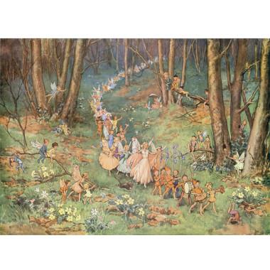 Prints, The Fairy Way