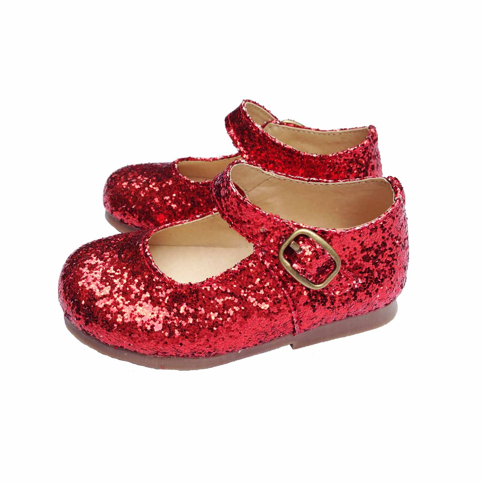 Red Toddler Shoes Size