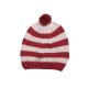 red stripe hat