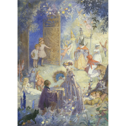 Margaret Tarrant-The Gates of Fairyland1437046121
