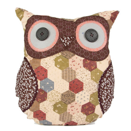 owl-patchwork-cushion