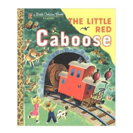 little-red-caboose