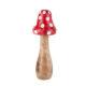 big thin toadstool ornament