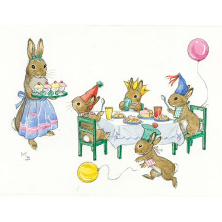 rabbitteaparty